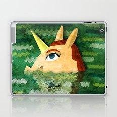 Under Water Unicorn Laptop & iPad Skin