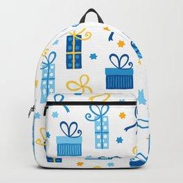 Happy Hanukkah Gifts Backpack