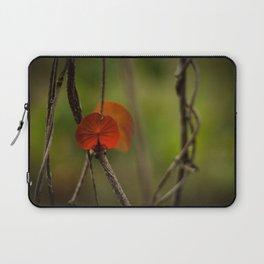 Round Leaf Laptop Sleeve
