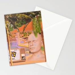 ΔSTRΔL ISLΔND Stationery Cards