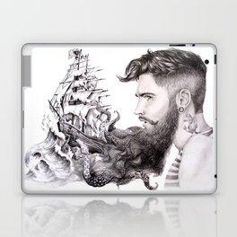 Sailor's Beard Laptop & iPad Skin