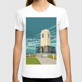 Lighthouse Brown's Point T-shirt