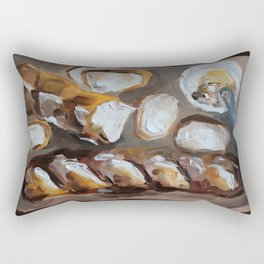 Baguette, french bread, du pain, food Rectangular Pillow