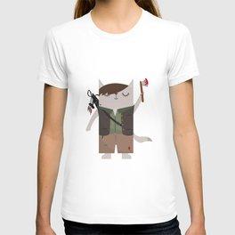 Daryl Dixon the Cat T-shirt