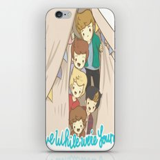 One Direction Live Like We're Young Cartoon 2 iPhone Skin