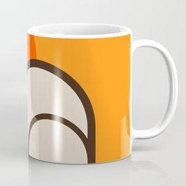 Birch Sunset Coffee Mug