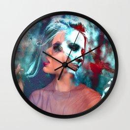 The Phantom Queen Wall Clock
