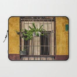Casco Viejo Door Laptop Sleeve