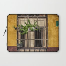Casco Viejo Door Laptop Sleeve