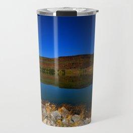 Reflections at Dusk Travel Mug
