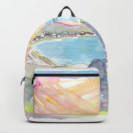Peel Isle of Man Bay Backpack