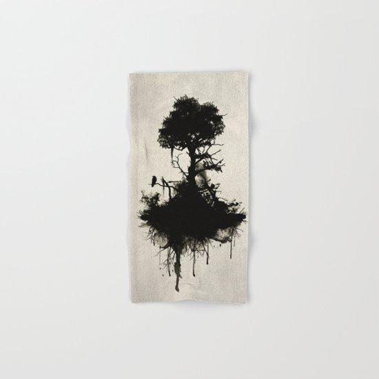 Last Tree Standing Hand & Bath Towel