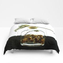 Delicate Bloom Comforters