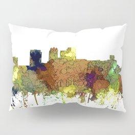 Birmingham, Alabama Skyline SG - Safari Buff Pillow Sham