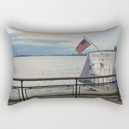 Life In My Big Bad Apple (Pt 15) Rectangular Pillow