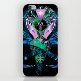 The all knowing... iPhone Skin