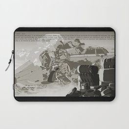 Parasomnia 04 n&b Laptop Sleeve