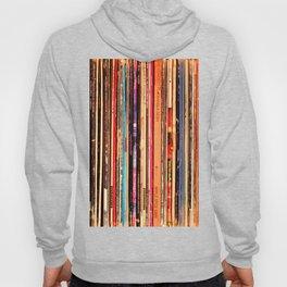 Vinyl Hoody