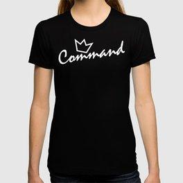 Command. T-shirt