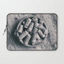 Collection of Corks. Laptop Sleeve