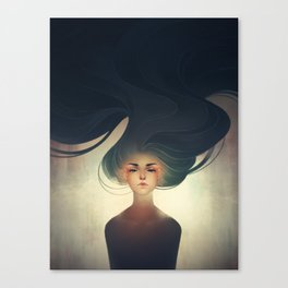 Luminesence Canvas Print
