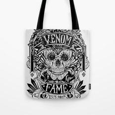 Venom Fame crest Tote Bag