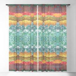 Zen large Sheer Curtain