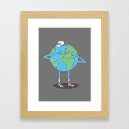 Pop It Framed Art Print