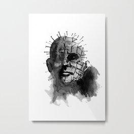 Pinhead Metal Print
