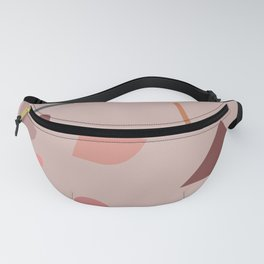Abstract Geometric 28 Fanny Pack