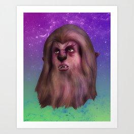 M83: Werewolf Art Print