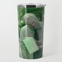 A Script For Ed & Philip By A Spike Travel Mug