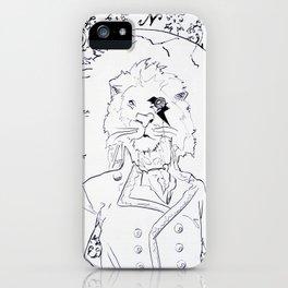 Richard Coeur iPhone Case
