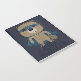 Super Beaver Notebook