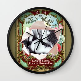 Surprise Packet Wall Clock