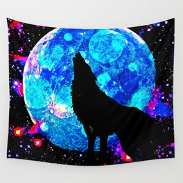 Wolf #1 Wall Tapestry