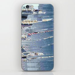 Invisible drops iPhone Skin