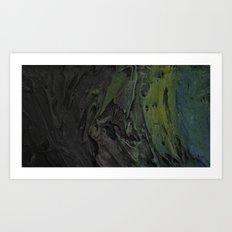 Abyss Art Print