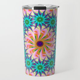 Abstract VXV Travel Mug