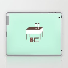 THE DAY AFTER Laptop & iPad Skin
