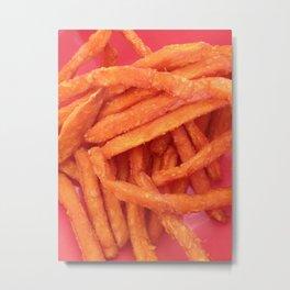Sweet Potato Metal Print