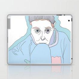 Huggin' Knee Laptop & iPad Skin
