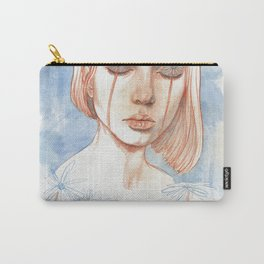 Tuned in Nature Carry-All Pouch