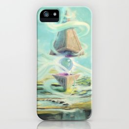 Temple of Air iPhone Case