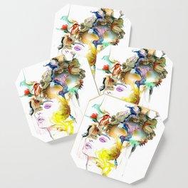 Sacred Coaster