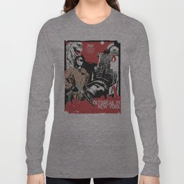 Outbreak in New York Long Sleeve T-shirt