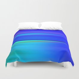 Night light abstract Duvet Cover