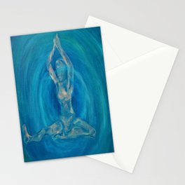 Mahamurda Yoga Stationery Cards