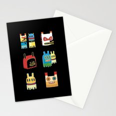Head hunter casting n°4 Stationery Cards