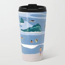 Islands Horizons Travel Mug